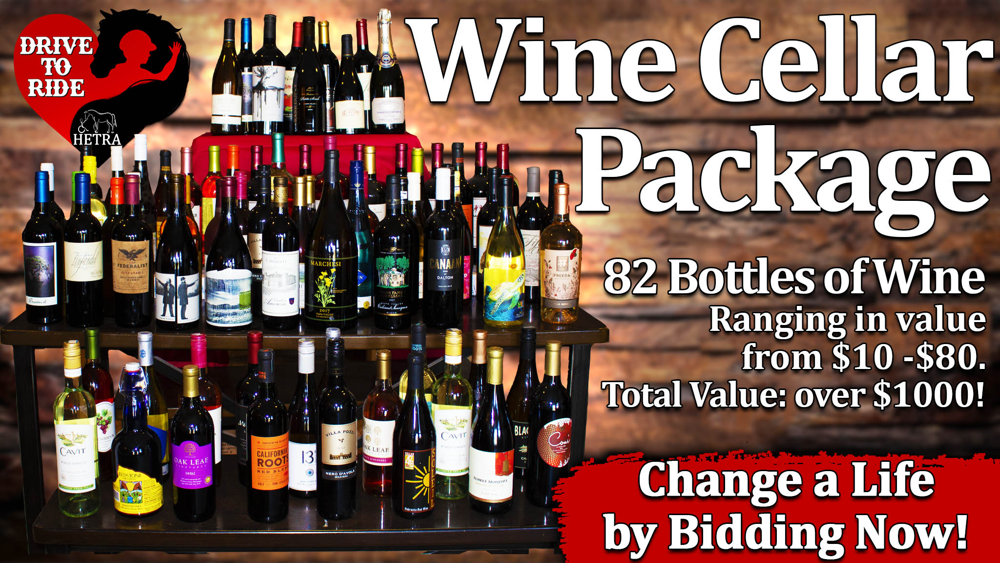 The Wine Cellar Package