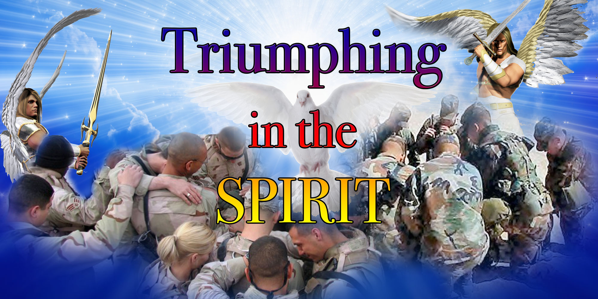 TRIUMPHING IN THE SPIRIT
