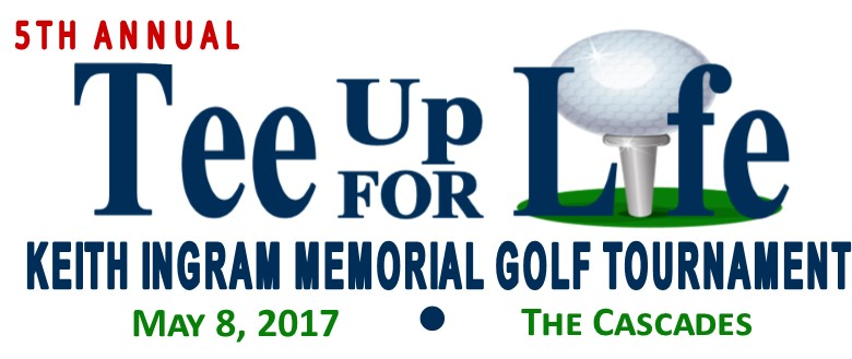 Keith Ingram Memorial Golf Tournament Logo