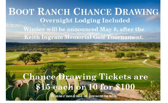 Boot Ranch Chance Drawing
