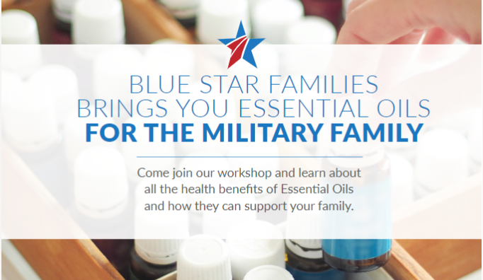 Blue Star Families Essential Oils for Military Families @ El Paso | Texas | United States