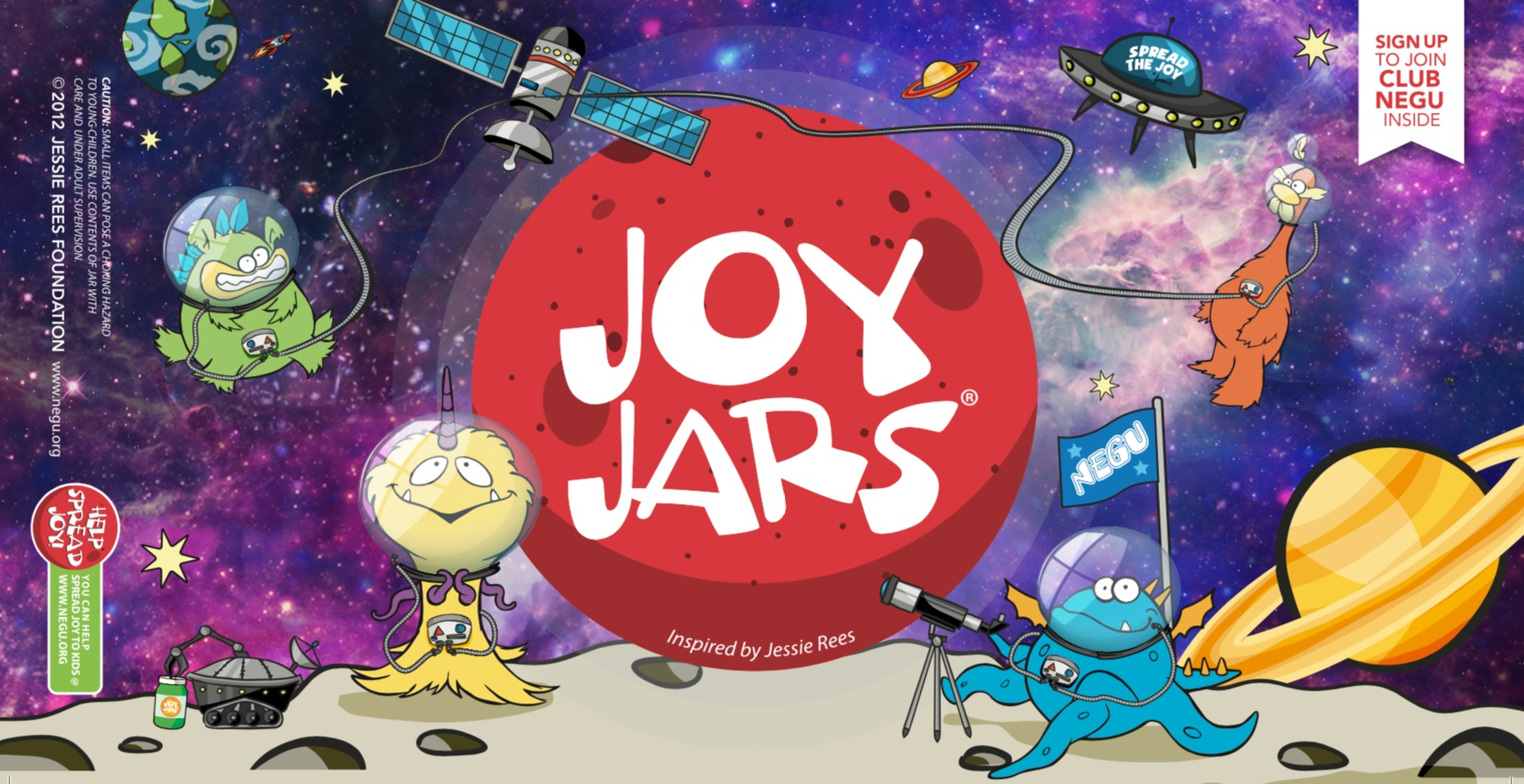 Outer Space JoyJars