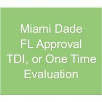 Product Approvals Evaluations