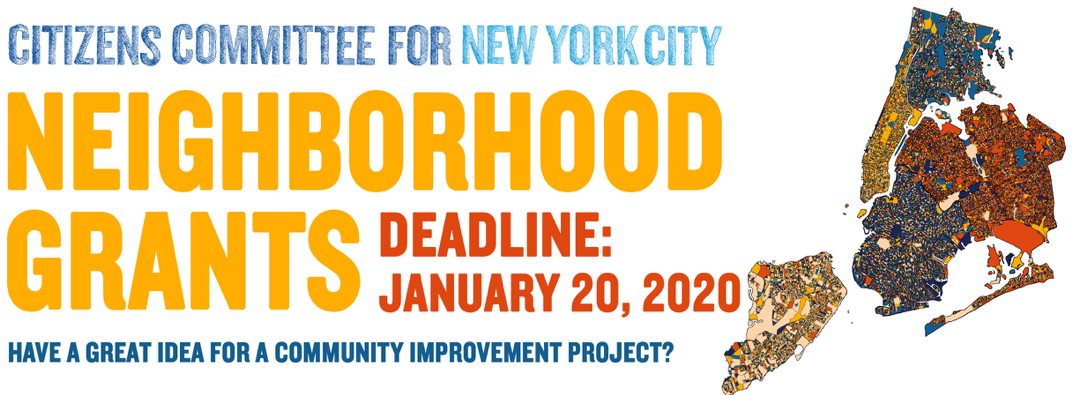 Citizens Committee for New York City Neighborhood Grants