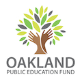 Oakland Public Education Fund Logo