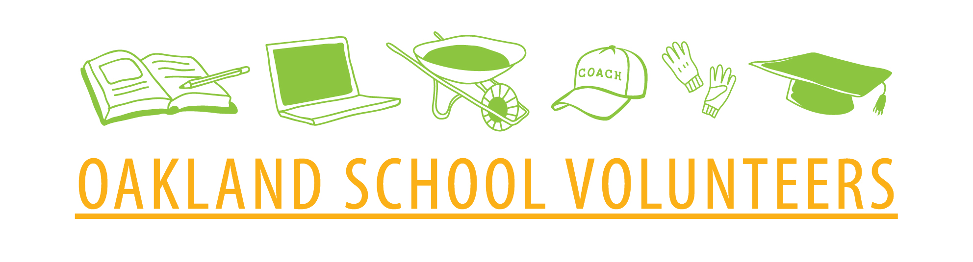 Oakland School Volunteers Logo
