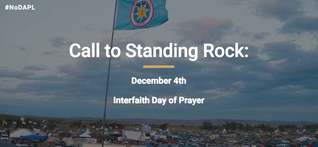 Call to Standing Rock