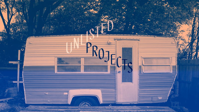Unlisted Projects @ MoHA