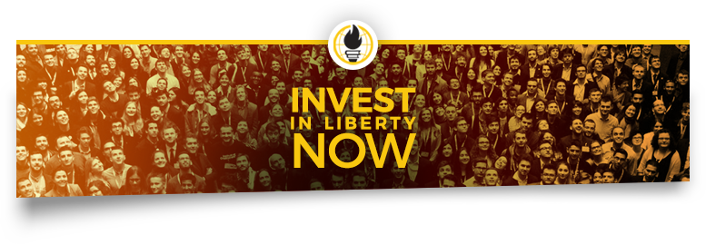 Invest in Liberty Now