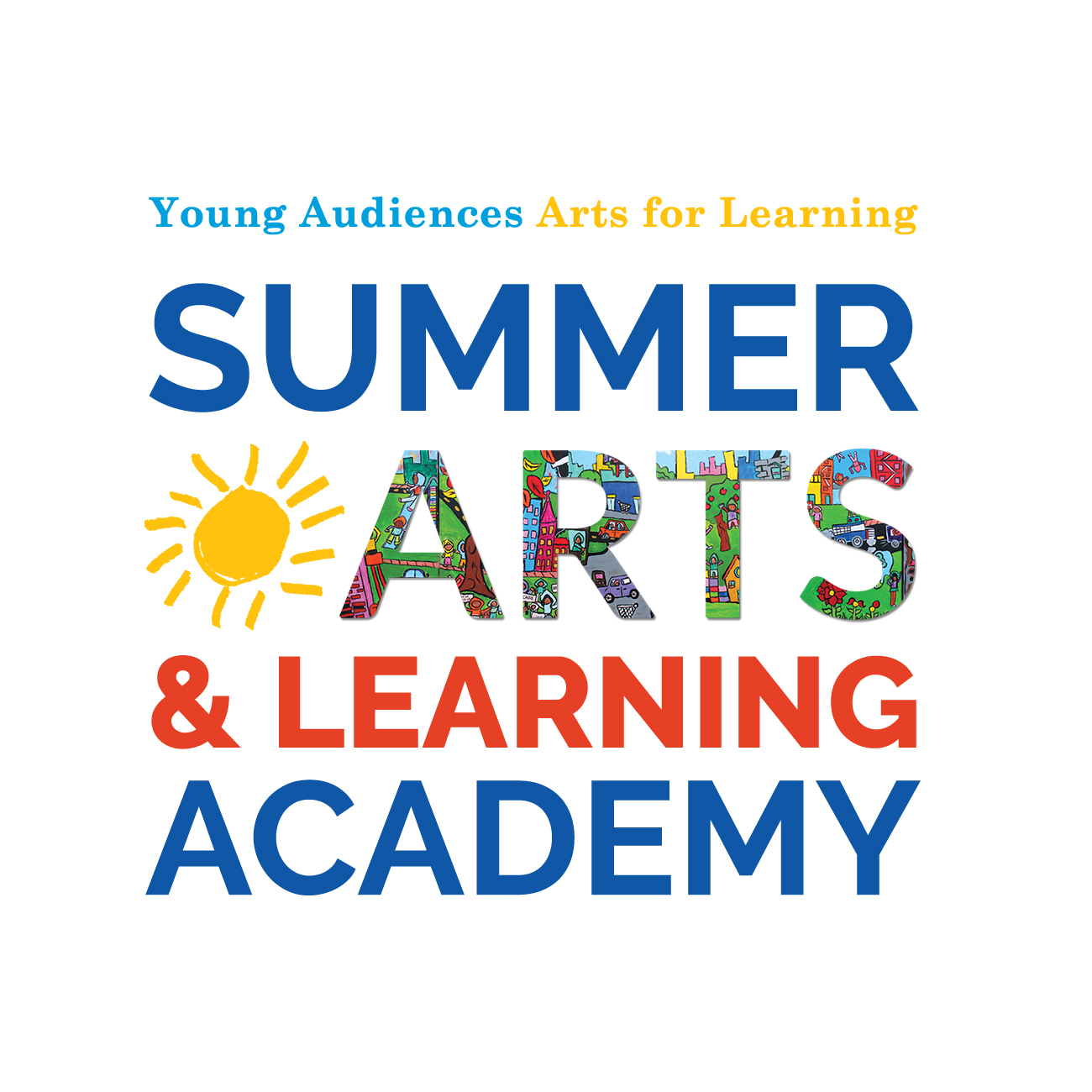 Summer Arts and Learning Academy Logo