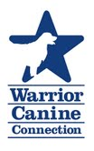 Warrior Canine Connection Logo