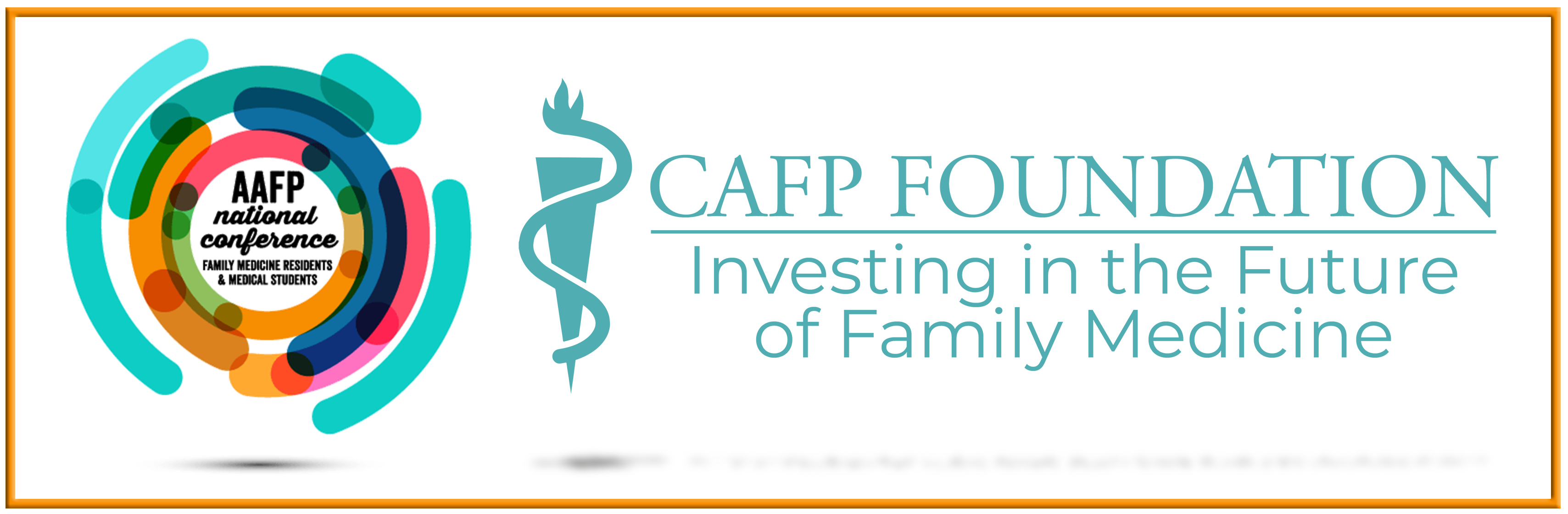 NCRS CAFP Foundation logos
