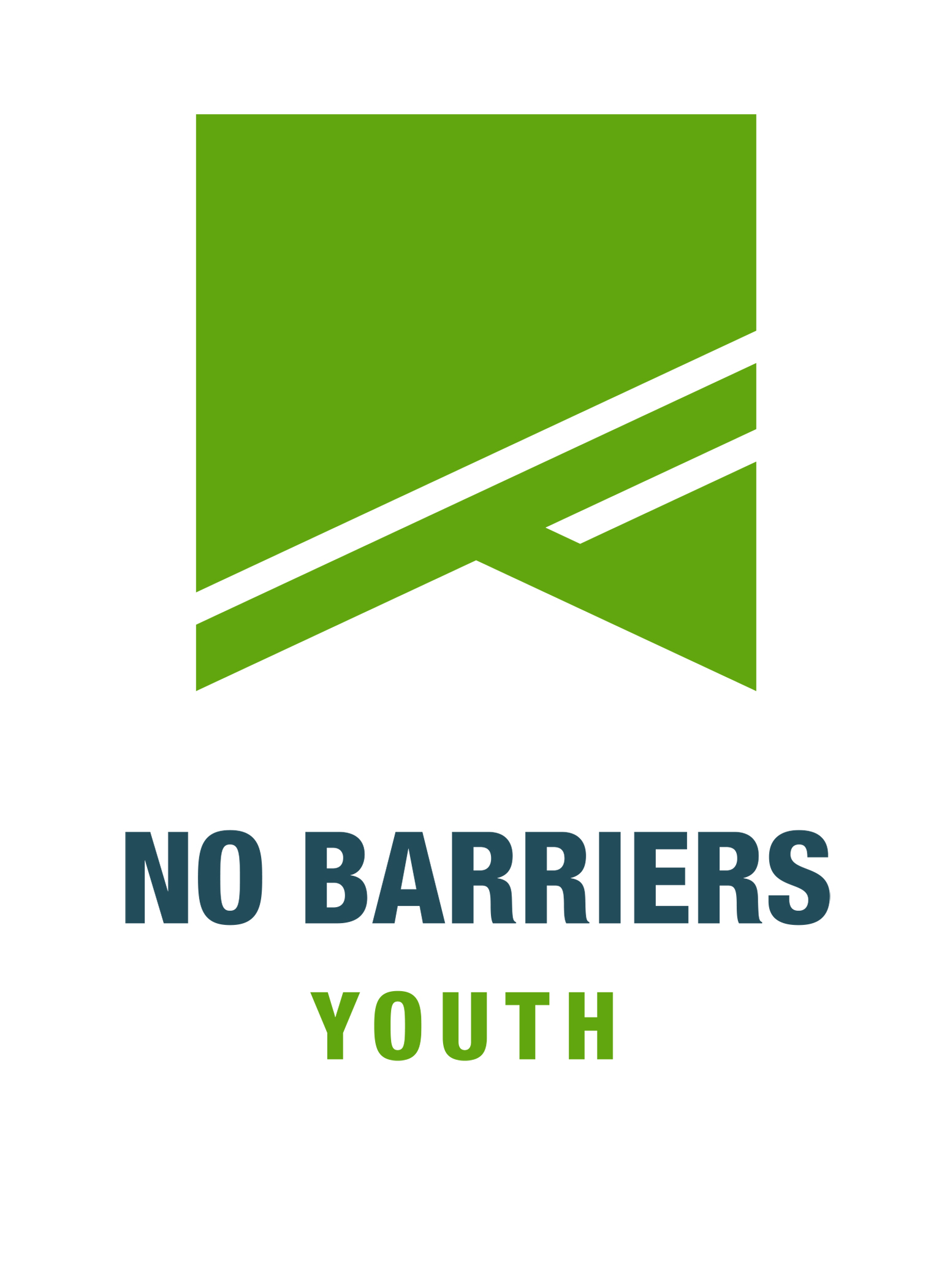 No Barriers Youth Logo