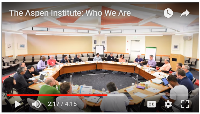 The Aspen Institute: Who We Are