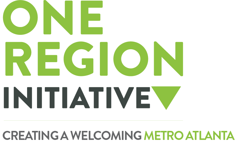 One Region logo