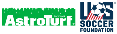 AstroTurf and Foundation Logos