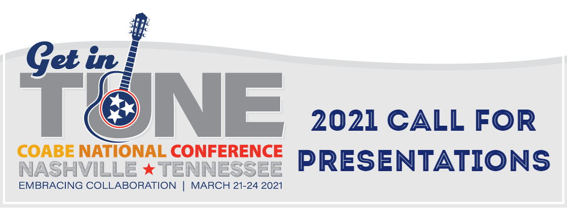 2021 Call for Presenters Header