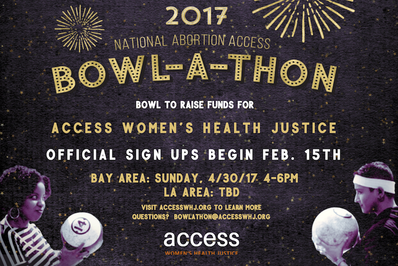 Official Bowl-A-Thon sign ups begin 2/15