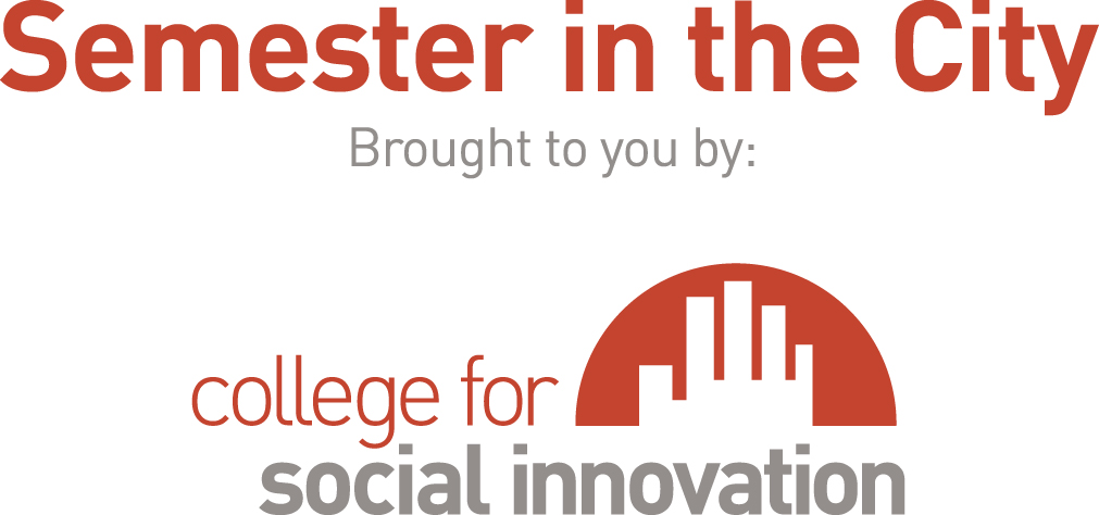 Semester in the City by College for Social Innovation