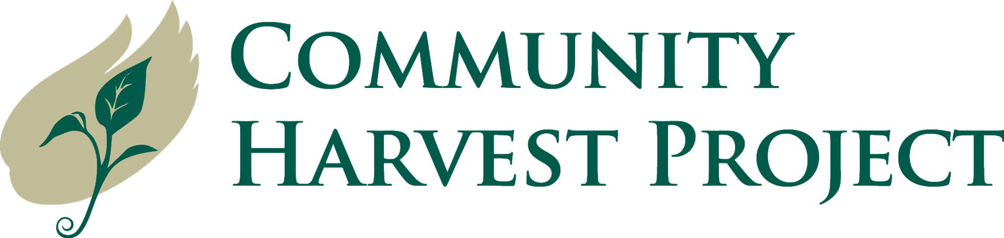 Community Harvest Project Logo
