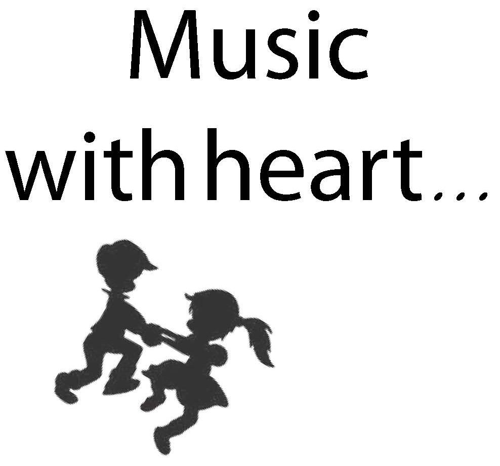 Music with heart...