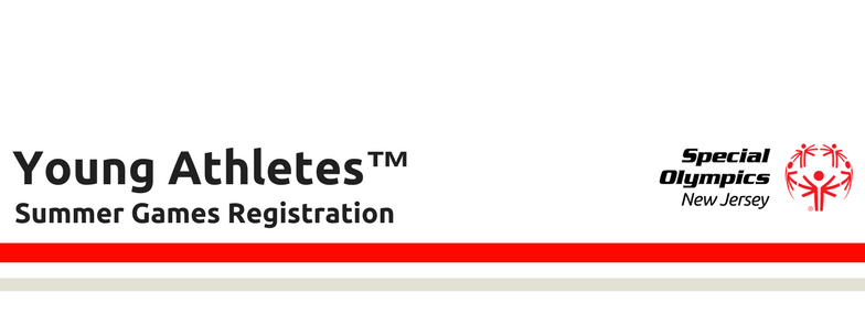Young Athletes™ Summer Games Registration