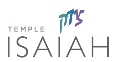 TEMPLE ISAIAH MARKETING REQUEST FORM