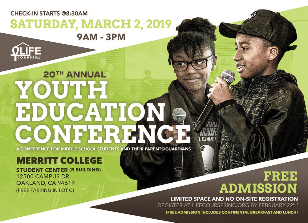 Youth Education Conference 2019