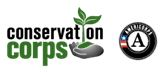 Conservation Corps logo