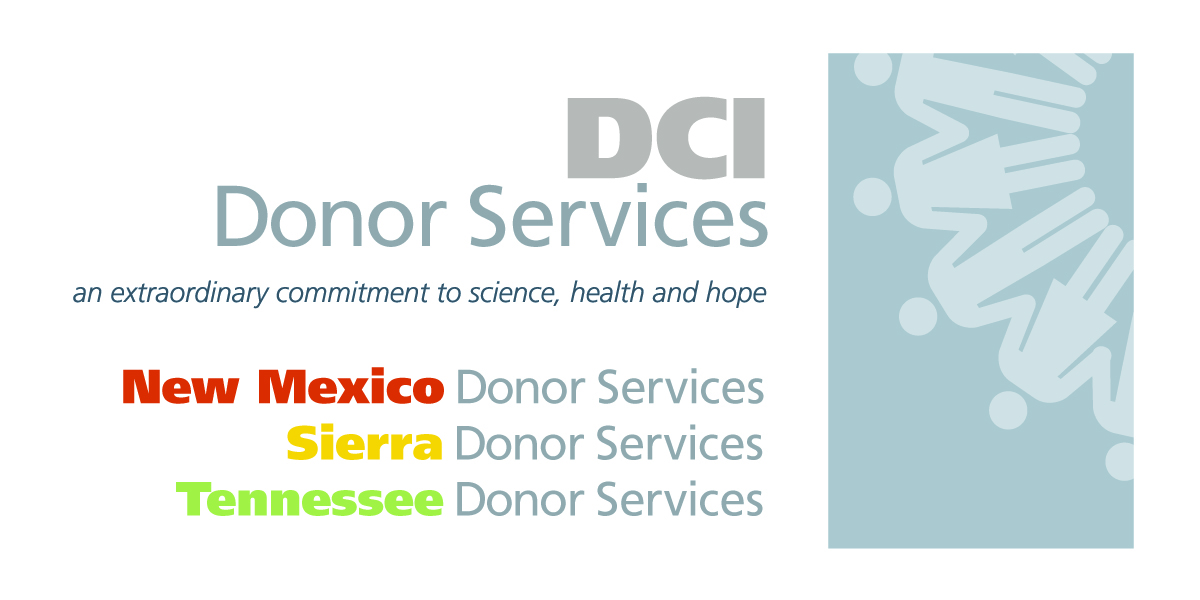 DCI Donor Services Logo