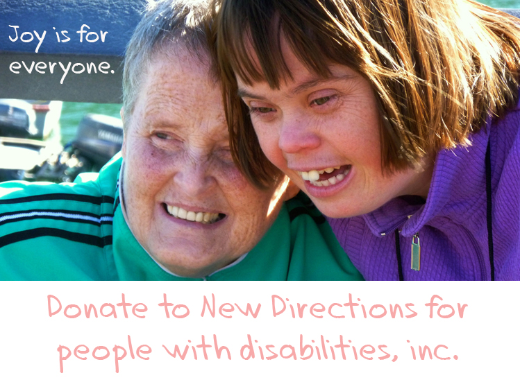 donate to new directions