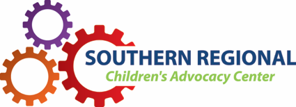 Logo for the Southern Regional Children's Advocacy Center