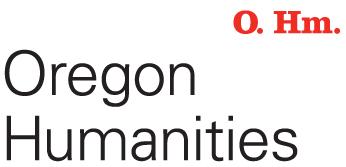 Oregon Humanities Logo