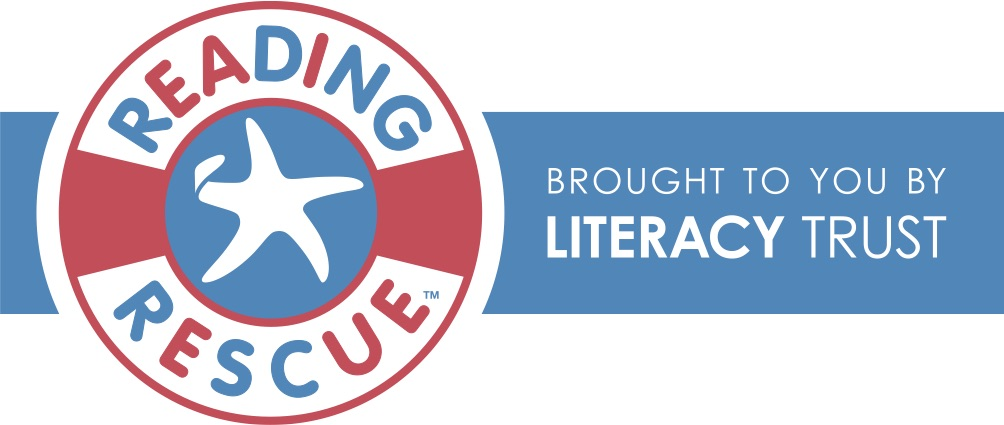 Reading Rescue brought to you by Literacy Trust
