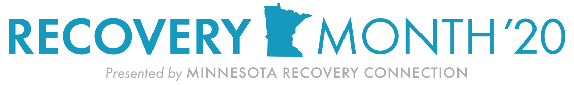 Recovery Month 2020 Logo