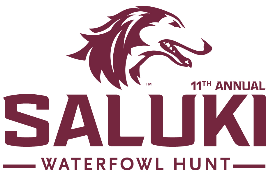 Saluki Waterfowl Hunt 2020 logo