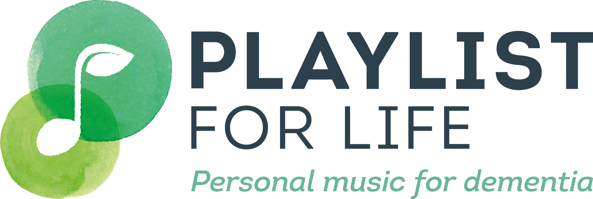 Playlist for Life Logo