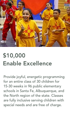 $10,000 Enable Excellence