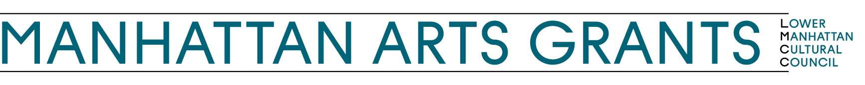 Manhattan Arts Grants logo