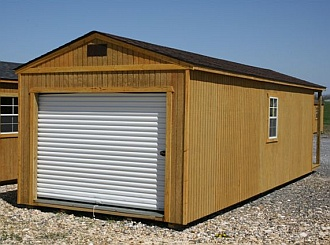Customize Your Weather King Portable Building