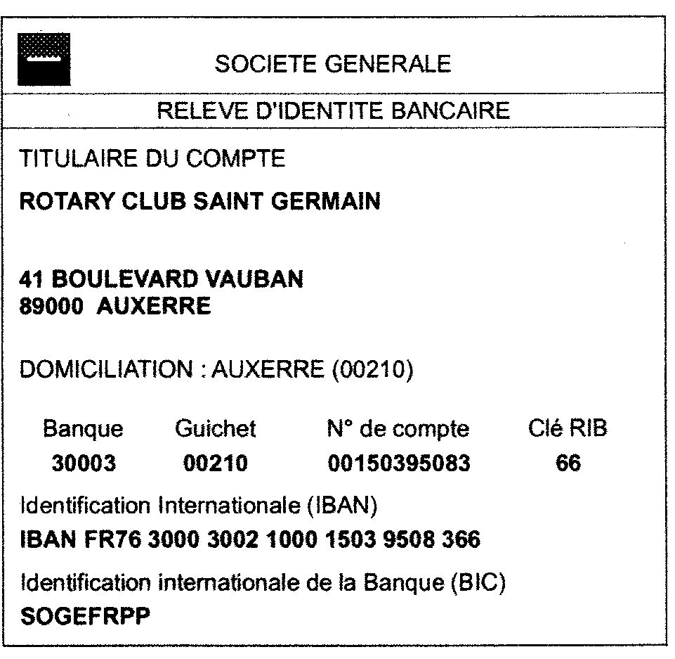 Coupons societe generale