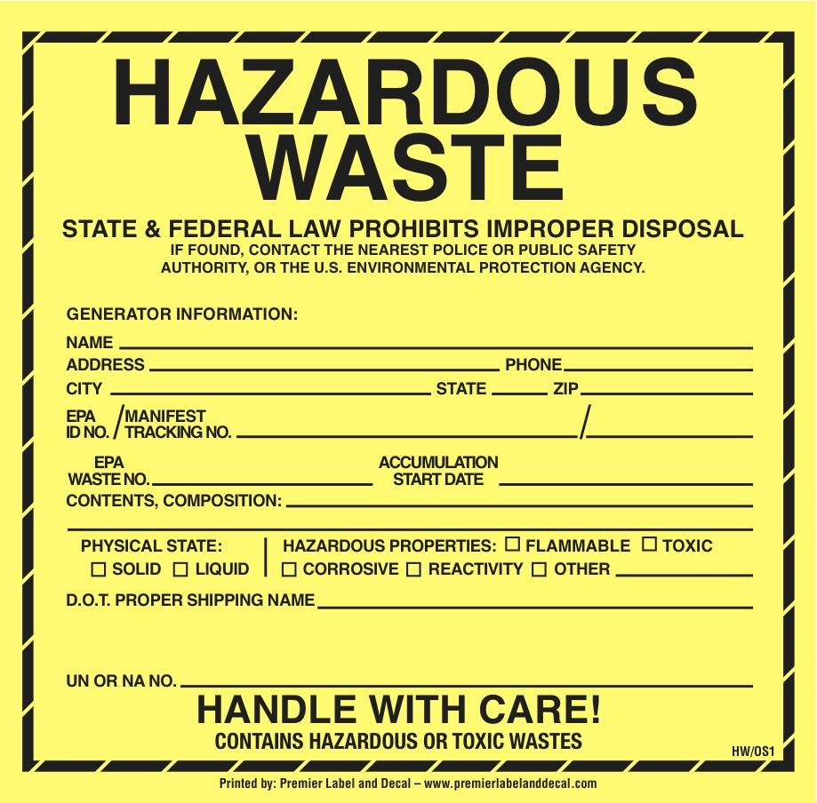 improper disposal of solid and toxic 1 utah division of solid and hazardous waste solid waste management program mailing address office location phone (801) 536-0200 po box 144880 195 north 1950 west fax (801) 536-0222.