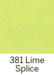 EchoPanel 381 Lime Splice