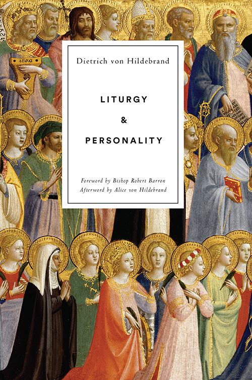 Liturgy and Personality Cover