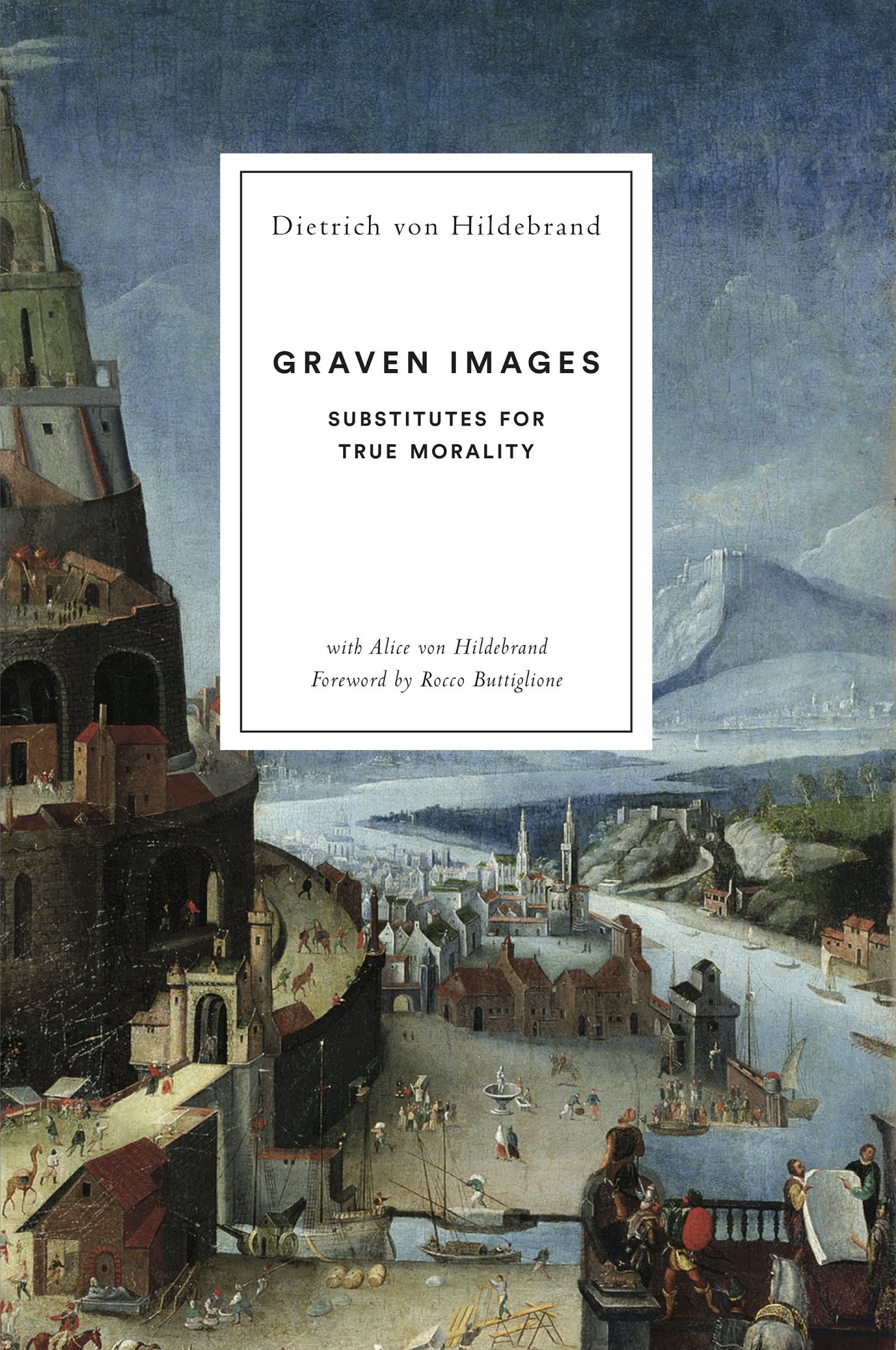 Graven Images Front Cover
