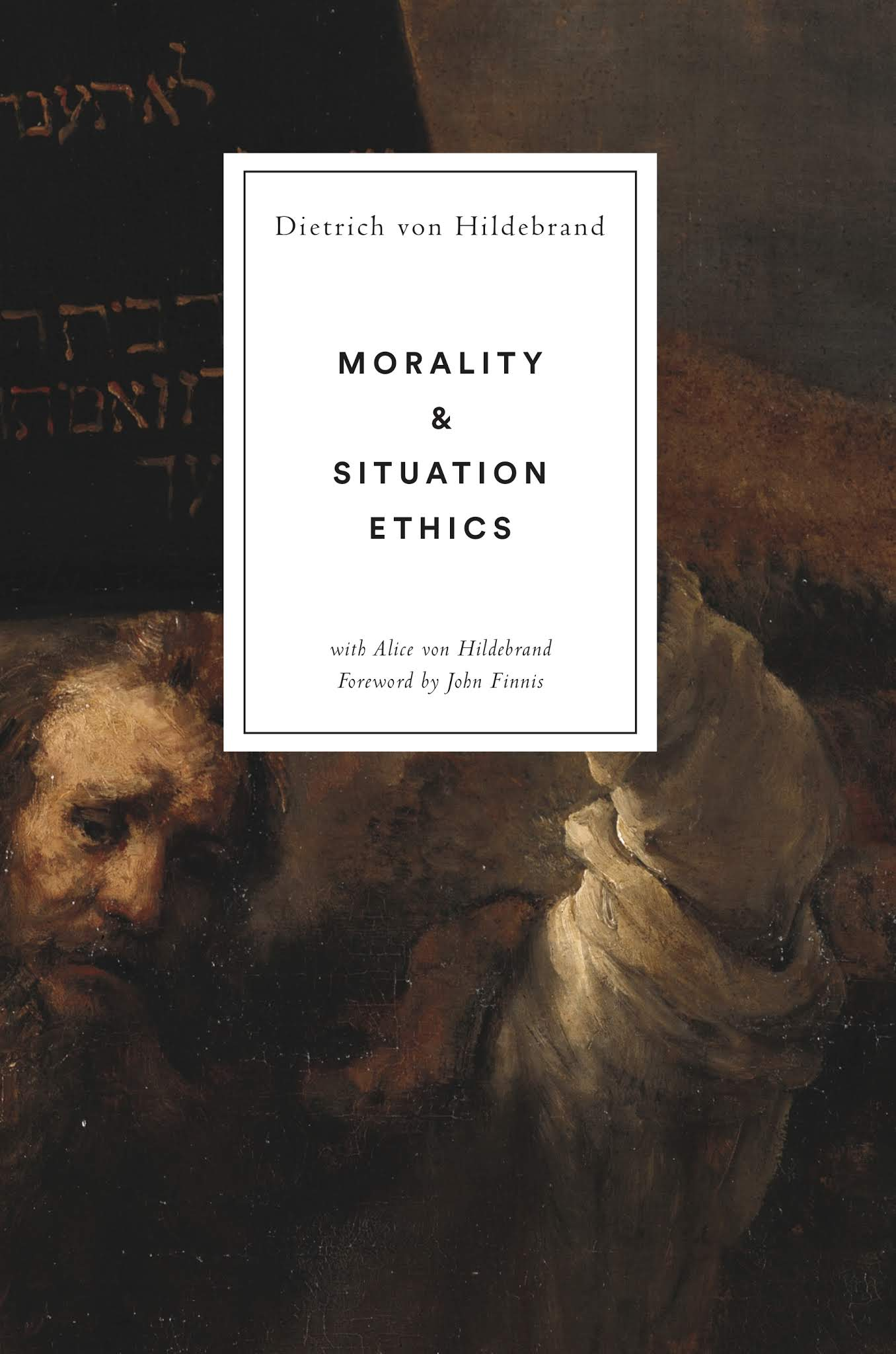Situation Ethics Front Cover