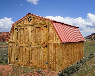 New - Portable Storage Buildings Barn In Tennessee   bunda-daffa.com
